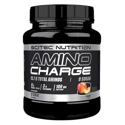 Scitec Amino Charge 570g - Blue Raspberry
