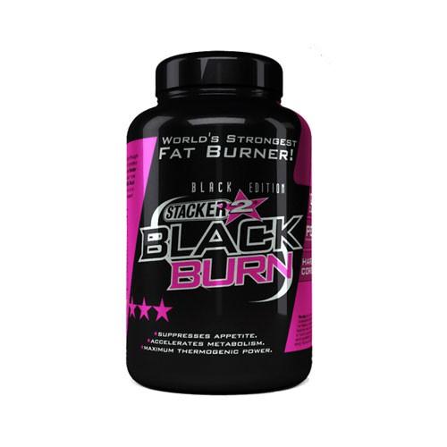 STACKER2 Black Burn 120 Kapseln
