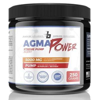 Blackline Supplements AgmaPower 200g - Agmatine Sulfate 200g