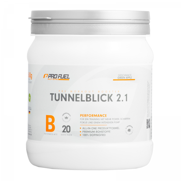 ProFuel Tunnelblick 2.1 - 360g Dose