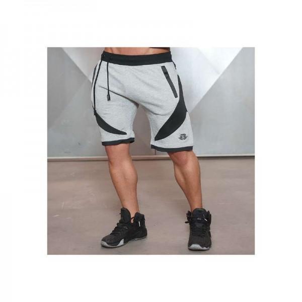 Body Engineers YUREI Shorts – LIGHT GREY