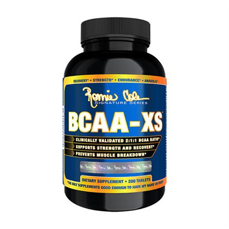Ronnie Coleman Signature Series BCAA-XS - 200 & 400 Tabletten