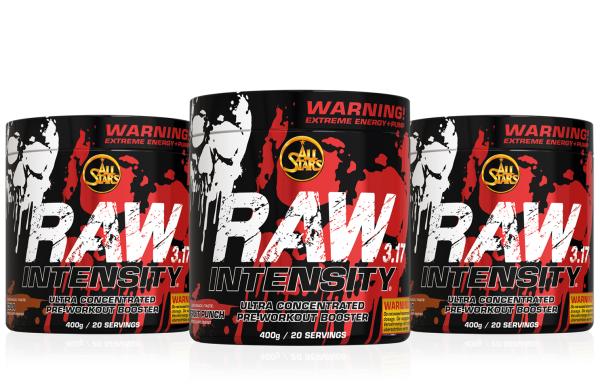 All Stars RAW Intensity 3.17 400g