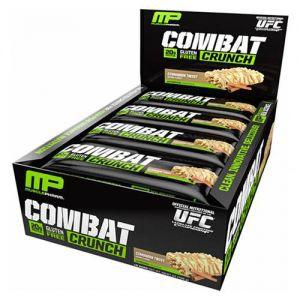 Musclepharm Combat Crunch Bars - 12 Riegel á 63g