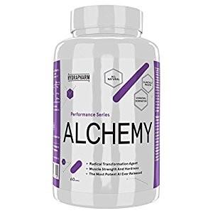 Hydrapharm Alchemy 60 Kapseln