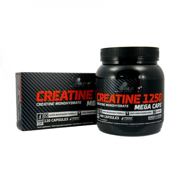 Olimp Creatine 1250 Mega Cabs