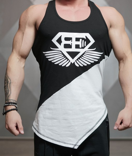 Body Engineers XA1 stringer – Contrast Black