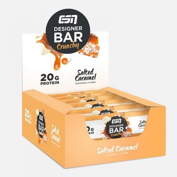 ESN Designer Bar Crunchy Box 12x60g