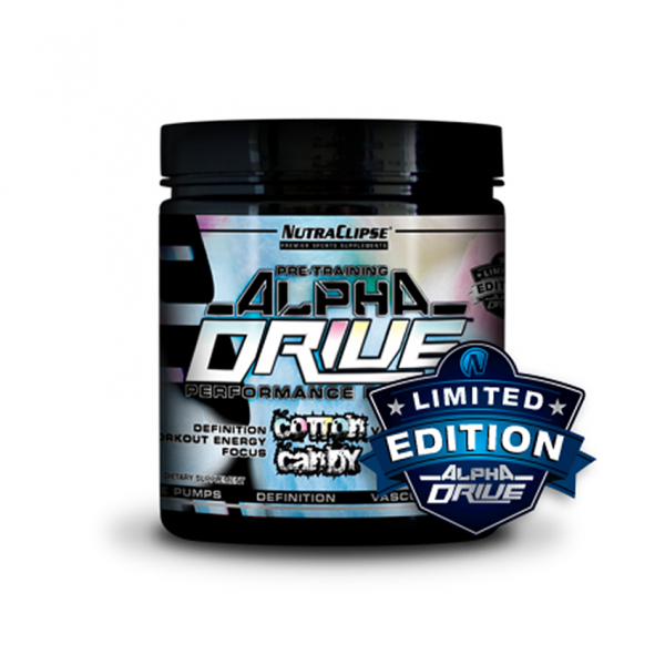 Nutraclipse Alpha Drive 270g - Limited Edition US VERSION