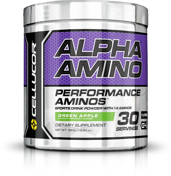 Cellucor Alpha Amino 384g & 640g