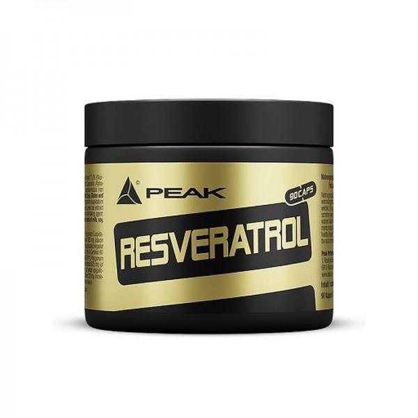Peak Resveratrol 90 Kapseln