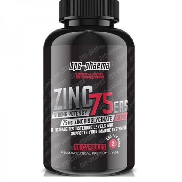 BPS-Pharma Zinc 90 Kapseln
