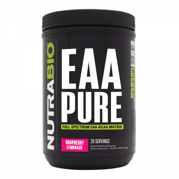 NUTRABIO LABS EAA Pure 420g - 30 Servings