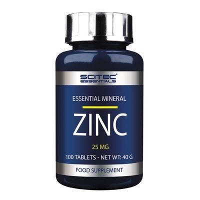 Scitec Zinc 100 Tabletten a 25mg