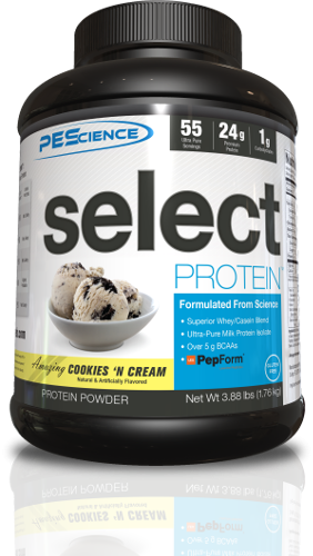 PES Select Protein 1800g - 4lb 55 Portionen