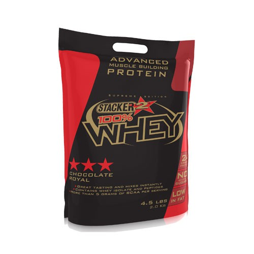 STACKER2 100% Whey 2000g
