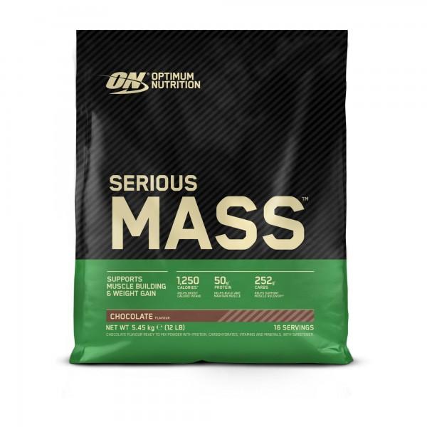 Optimum Nutrition Serious Mass Weight Gainer 5454g