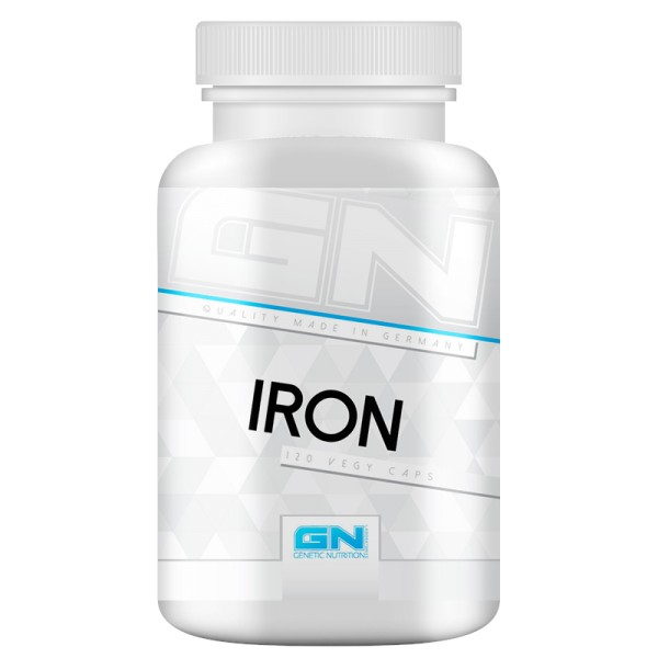 GN Iron / Eisen Health Line 120 Kapseln