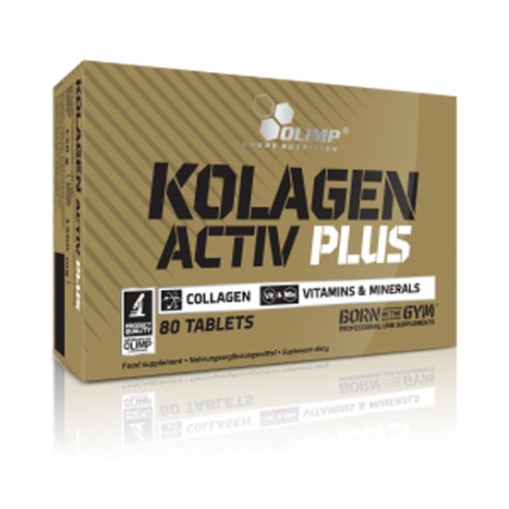 Olimp Kolagen Activ Plus 80 Tabletten