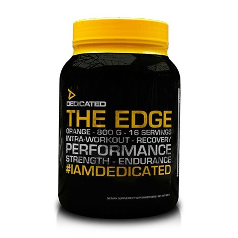 Dedicated Nutrition The Edge 800g - Orange