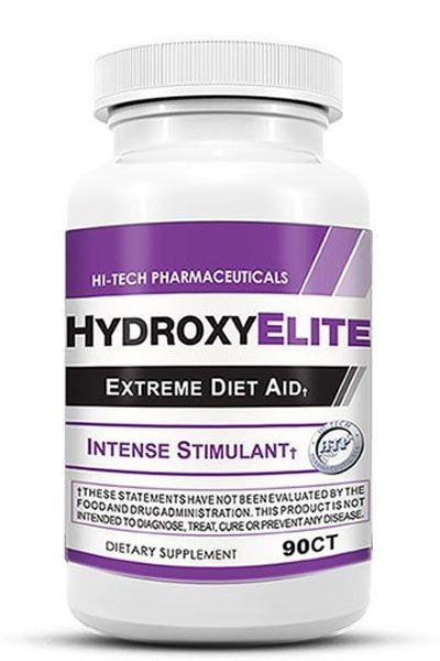 Hi-Tech HydroxyElite 90 Kapseln US Version - OXY ELITE PRO 1:1 KOPIE!!!