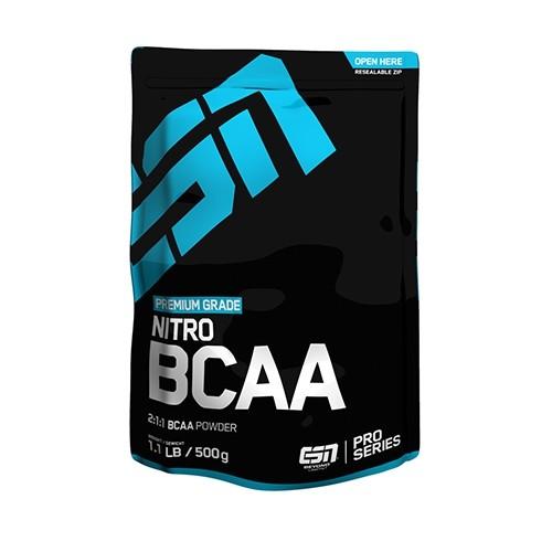 ESN Nitro BCAA Powder 500g - BCAA 2:1:1