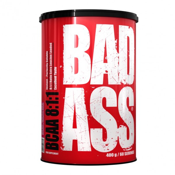 FA BAD ASS BCAA 8:1:1 400g