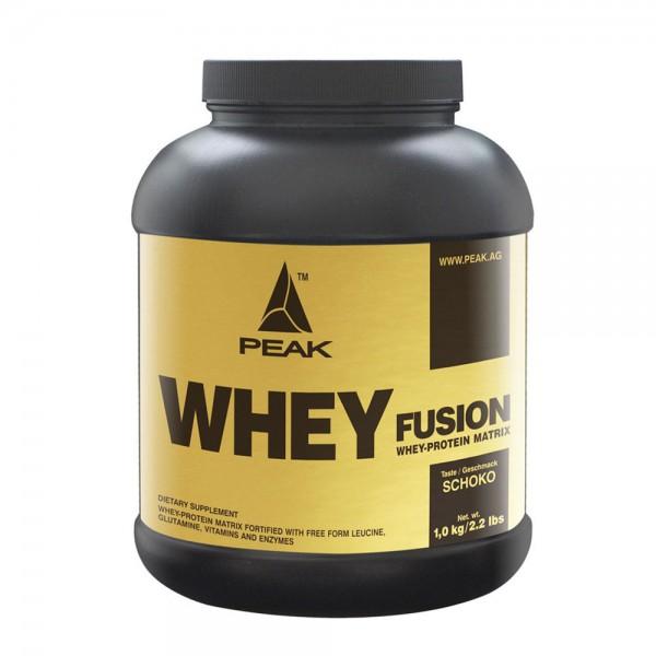 Peak Whey Fusion 2260g