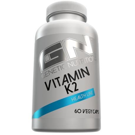 GN Laboratories Vitamin K2 60 Kapseln - Health Line -