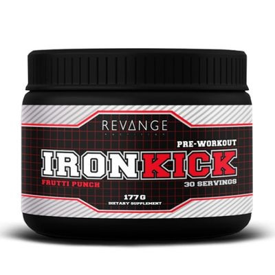Revange Nutrition Iron Kick 177g - 30 Servinings