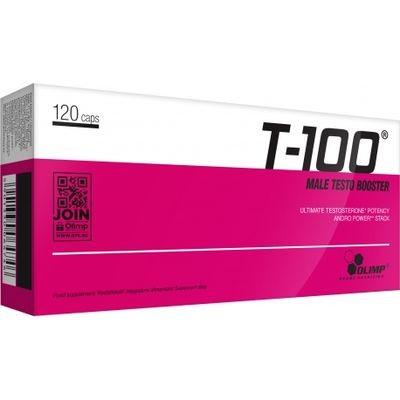 Olimp T-100 Mega 120 Caps - URFORMEL!!!
