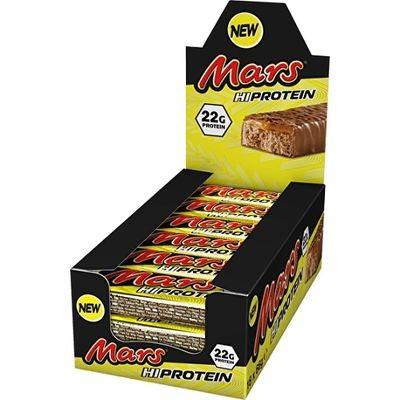 Mars Hi-Protein Bars 18x66g Protein Riegel