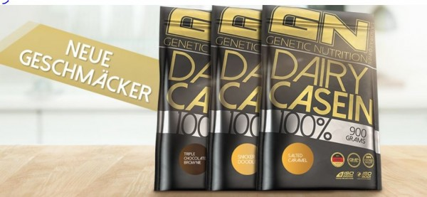 GN Laboratories 100% Dairy Casein Protein 900g