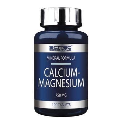 Scitec Calcium Magnesium 100 Tabletten