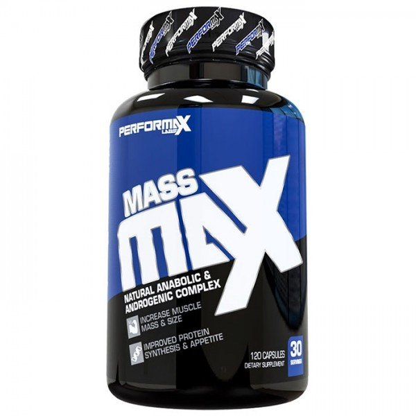 Performax Labs MassMax XT 120 Kapseln - u.a. 250mg Epicatechin