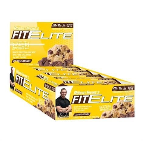 FortiFX Fit Elite Bar -12x60g Protein Riegel