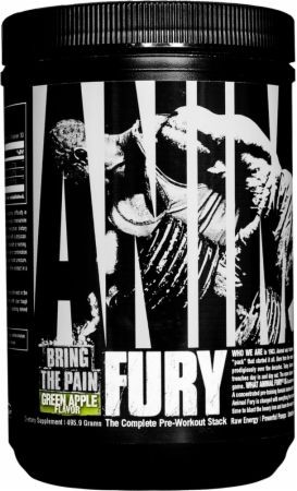 Universal Nutrition Animal Fury 480g - 30 Servings