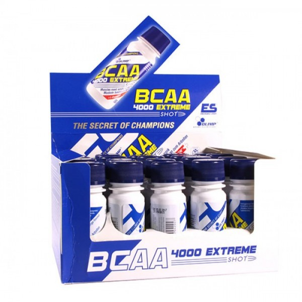 Olimp BCAA 4000 EXTREME SHOT - 20 Ampullen á 60ml