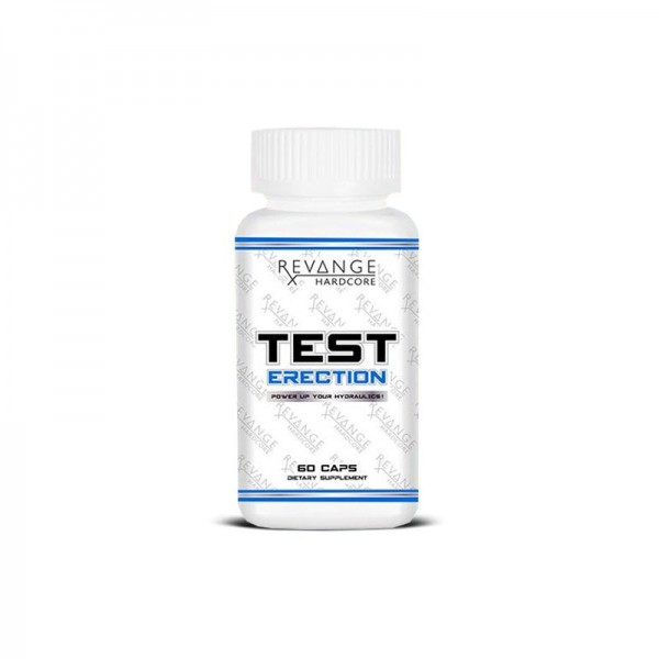 Revange Nutrition Test Erection 60 Kapseln