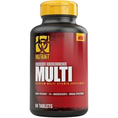 Mutant Core Multi (Vitamin) 60 Kapseln