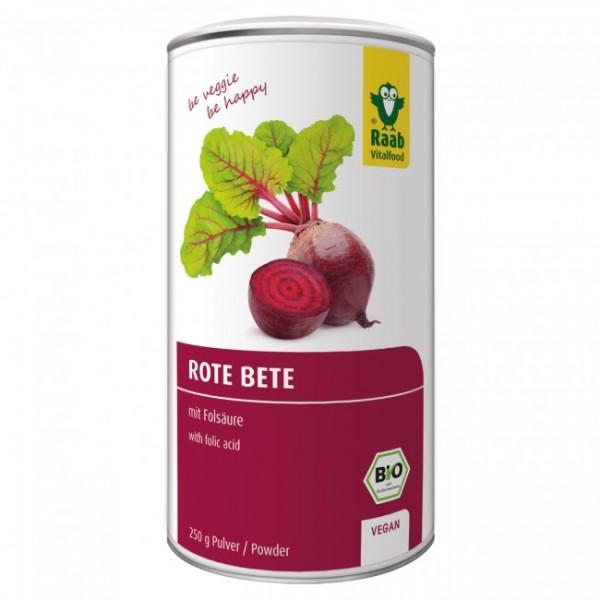 Raab Vitalfood Rote Bete Pulver Bio 250g
