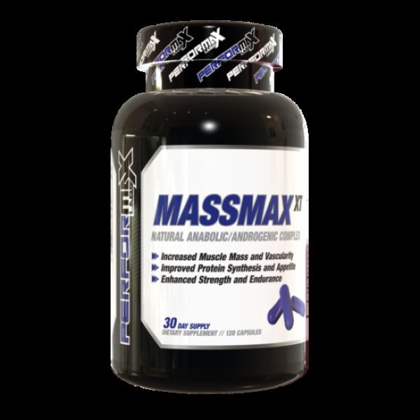 Performax Labs MassMax XT 120 Kapseln - u.a. 250mg Epicatechin
