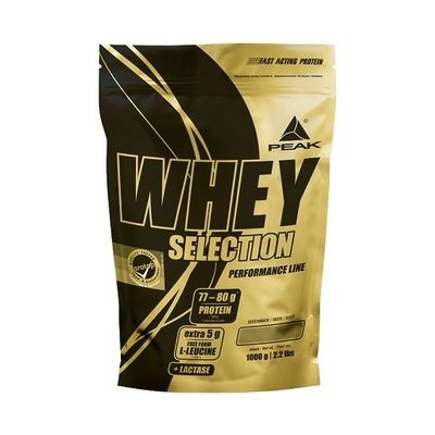 Peak Whey Selection 1000g