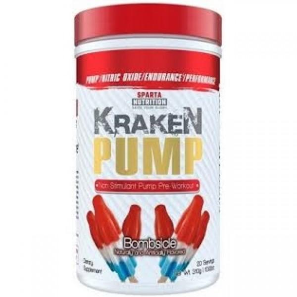 Sparta Nutrition Kraken PUMP 40 Servings