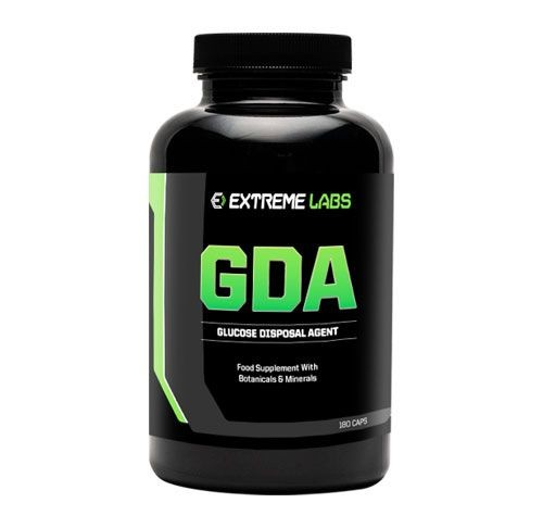 Extreme Labs GDA - 180 Kapseln - Nutrient Partitioner