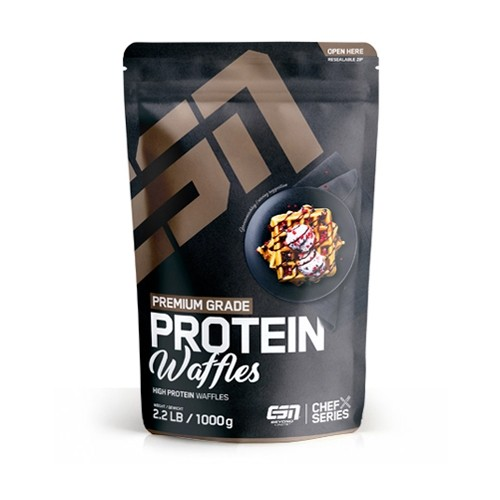ESN Protein Waffles 1000g