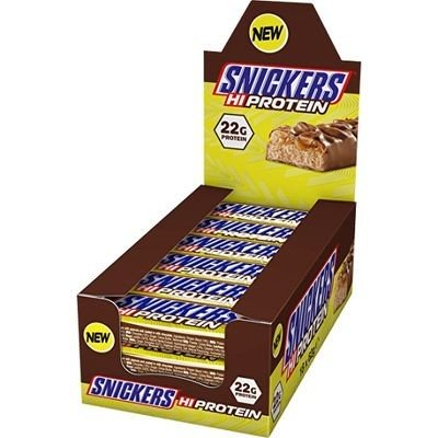 Snickers Hi-Protein Bars 12x55g Protein Riegel