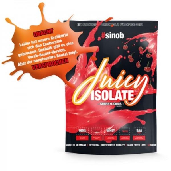 Blackline 2.0 Juicy Isolate Protein 1000g