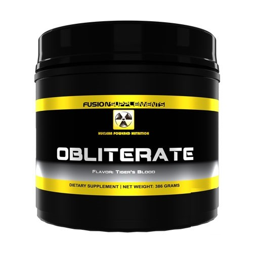 Fusion Supplements Obliterate 385g