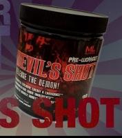 ML Nutrition Devils Shot 180g